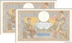 100 Francs LUC OLIVIER MERSON type modifié FRANCE  1938 F.25.33 pr.SPL