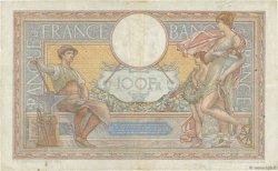 100 Francs LUC OLIVIER MERSON type modifié FRANCE  1939 F.25.40 TB+