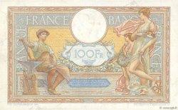 100 Francs LUC OLIVIER MERSON type modifié FRANCE  1939 F.25.41 TB à TTB