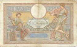 100 Francs LUC OLIVIER MERSON type modifié FRANCE  1939 F.25.42 B
