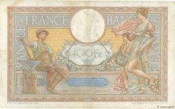 100 Francs LUC OLIVIER MERSON type modifié FRANCE  1939 F.25.42 TB