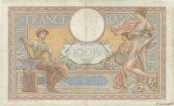 100 Francs LUC OLIVIER MERSON type modifié FRANCE  1939 F.25.44 TTB