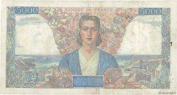 5000 Francs EMPIRE FRANCAIS FRANCE  1944 F.47.07 TB+