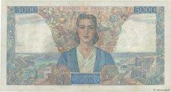 5000 Francs EMPIRE FRANÇAIS FRANCE  1945 F.47.23 TTB