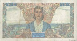 5000 Francs EMPIRE FRANÇAIS FRANCE  1945 F.47.26 TTB