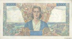 5000 Francs EMPIRE FRANÇAIS FRANCE  1945 F.47.30 TTB