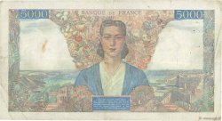5000 Francs EMPIRE FRANÇAIS FRANCE  1945 F.47.33 TB