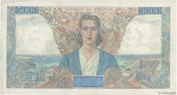 5000 Francs EMPIRE FRANÇAIS FRANCE  1945 F.47.40 TTB