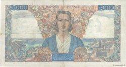 5000 Francs EMPIRE FRANÇAIS FRANCE  1945 F.47.43 TTB