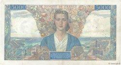 5000 Francs EMPIRE FRANÇAIS FRANCE  1945 F.47.45 TTB