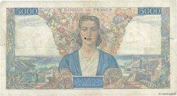 5000 Francs EMPIRE FRANÇAIS FRANCE  1945 F.47.46 B