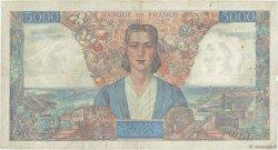 5000 Francs EMPIRE FRANÇAIS FRANCE  1945 F.47.48 B+