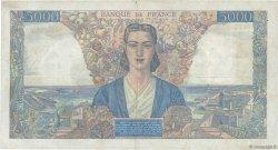 5000 Francs EMPIRE FRANÇAIS FRANCE  1946 F.47.53 TTB