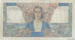 5000 Francs EMPIRE FRANÇAIS FRANCE  1946 F.47.55 B