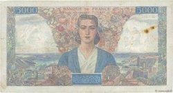 5000 Francs EMPIRE FRANÇAIS FRANCE  1946 F.47.56 TB+
