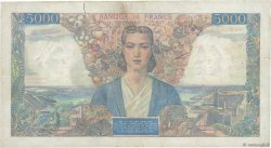 5000 Francs EMPIRE FRANÇAIS FRANCE  1947 F.47.57 TB