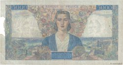 5000 Francs EMPIRE FRANÇAIS FRANCE  1947 F.47.60 B