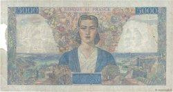 5000 Francs EMPIRE FRANÇAIS FRANCE  1947 F.47.60 B