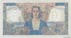 5000 Francs EMPIRE FRANÇAIS FRANCE  1947 F.47.58 SUP+