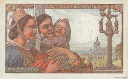 20 Francs PÊCHEUR FRANCE  1950 F.13.17a TTB+