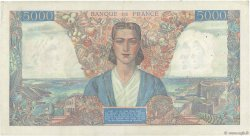 5000 Francs EMPIRE FRANÇAIS FRANCE  1945 F.47.48 TTB