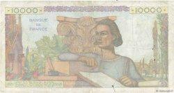 10000 Francs GÉNIE FRANÇAIS FRANCE  1950 F.50.33 TB
