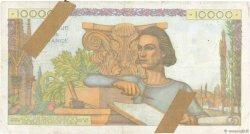 10000 Francs GÉNIE FRANÇAIS FRANCE  1953 F.50.67 pr.TB
