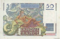 50 Francs LE VERRIER FRANCE  1949 F.20.12 SUP