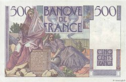 500 Francs CHATEAUBRIAND FRANCE  1946 F.34.05 pr.SUP