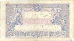 1000 Francs BLEU ET ROSE FRANCE  1923 F.36.39 TB