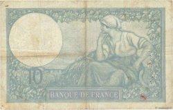 10 Francs MINERVE FRANCE  1936 F.06.17 TB