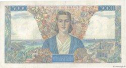5000 Francs EMPIRE FRANÇAIS FRANCE  1945 F.47.10 pr.TTB