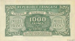 1000 Francs MARIANNE FRANCE  1945 VF.13.02 TTB