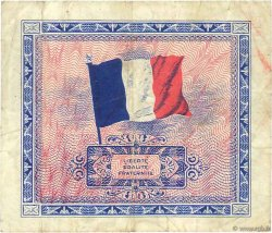 2 Francs DRAPEAU FRANCE  1944 VF.16.01 TB
