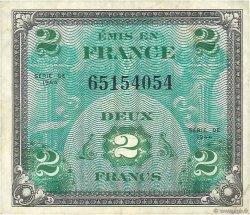 2 Francs DRAPEAU FRANCE  1944 VF.16.01 TTB