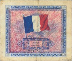 2 Francs DRAPEAU FRANCE  1944 VF.16.02 TB