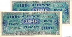 100 Francs FRANCE FRANCE  1945 VF.25.03 SPL+