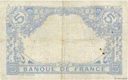 5 Francs BLEU FRANCE  1913 F.02.13 TB