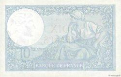 10 Francs MINERVE modifié FRANCE  1941 F.07.30 NEUF