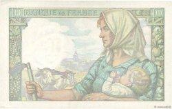 10 Francs MINEUR FRANCE  1941 F.08.02 SUP