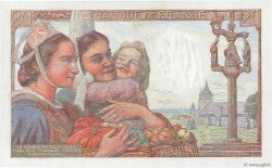 20 Francs PÊCHEUR FRANCE  1942 F.13.03 pr.NEUF