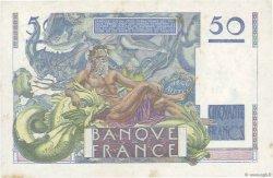 50 Francs LE VERRIER FRANCE  1950 F.20.16 pr.SUP