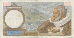 100 Francs SULLY FRANCE  1939 F.26.09 TTB
