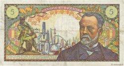5 Francs PASTEUR FRANCE  1970 F.61.12 TB+