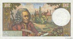 10 Francs VOLTAIRE FRANCE  1967 F.62.27 TTB+