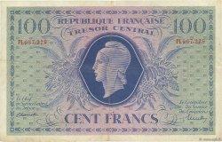 100 Francs FRANCE  1943 VF.06.01d pr.TTB