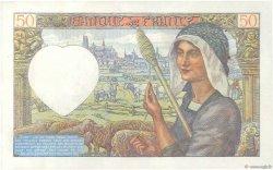50 Francs JACQUES CŒUR FRANCE  1942 F.19.20 SPL
