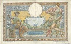 100 Francs LUC OLIVIER MERSON avec LOM FRANCE  1909 F.22.02 pr.TB