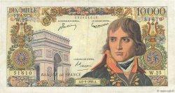 10000 Francs BONAPARTE FRANCE  1956 F.51.04 pr.TB