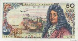 50 Francs RACINE FRANCE  1963 F.64.04 TTB